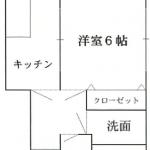 【賃貸アパート】東根市一本木 一本木フラワー101号室
