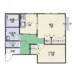 【賃貸アパート】東根市大字若木 コーポフローラル大森125号