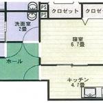 【賃貸アパート】東根市大字若木 コーポフローラル大森113号