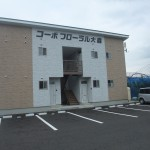 【賃貸アパート】東根市大字若木 コーポフローラル大森122号