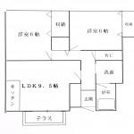 【賃貸アパート】東根市神町北2丁目 アメニティパレス B101