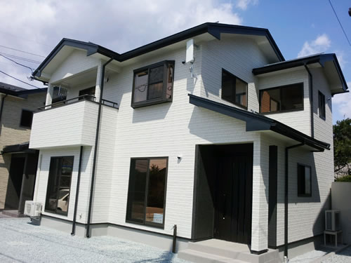 【新築建売】東根市小林2丁目  2350万円 4LDK